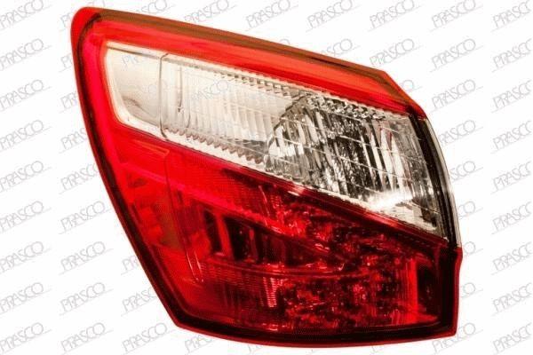 Купить Фонарь задний внешний левый (диод) Nissan Qashqai J10